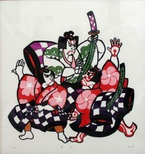 KURUMAHIKI,9OF20,STENCIL copy