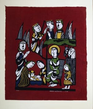 Nativity_Washing_the_baby_1979_ed80_63.5x70.5 copy