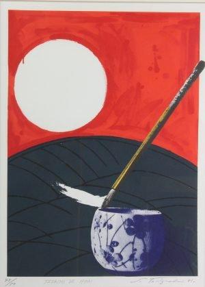 Taniguchi Shigeru Tsukimi de ippai (one for the moon) ed