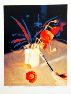 PAINTED FLOWER L.E.